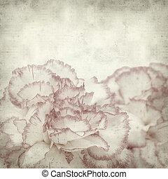 strukturerad, gammal, papper, bakgrund