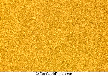 strukturerad, guld, färg, glitter, bakgrund