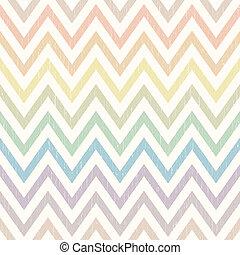 struktureret, striber, farverig, seamless
