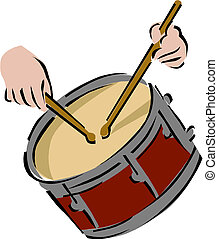 strumento, tamburo