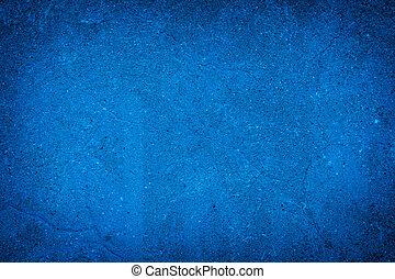 struttura, astratto, blu, oro, fondo, scuro, elegante