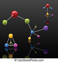 struttura, atomo