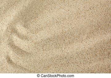 struttura completa, su, texture., fondo., sabbia, chiudere, vista superiore