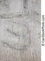 struttura completa, superficie, grano legno, asse, graffito