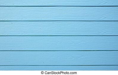 struttura, di, blu, legno
