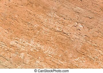 struttura, fondo, argilla