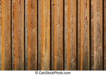 struttura legno, recinto