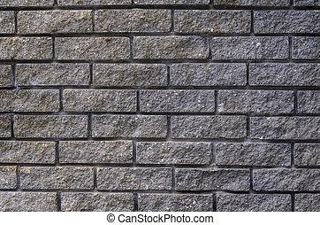 struttura, pattern., tenebroso, vecchio, muro di mattoni, modello, blocco, scuro interno, disegno, seamless, grunge, pietra, nero, casa, masonry., minimalistic, testo, superficie, invecchiato, ruvido, grigio, posto, fondo.