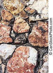 struttura pietra, fondo