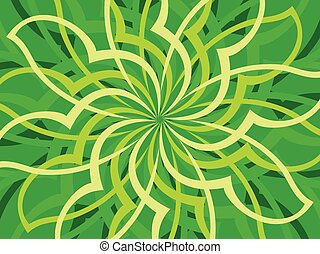 struttura, verde, artistico, fondo