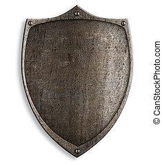 strzyżenie, stary, średniowieczny, metal, included, ścieżka,...