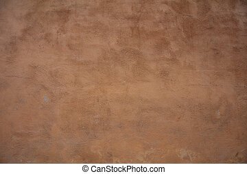 Stucco painted wall background