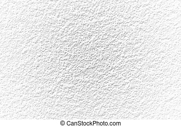 Stucco relief white texture. abstract white wall background