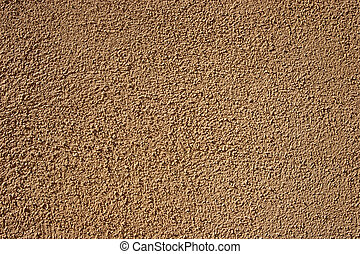 Stucco Texture - Close up of stucco wall.