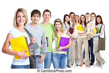 studenci, group.