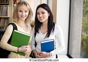 studenci, kolegium