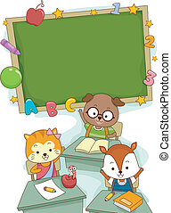 Student Animals