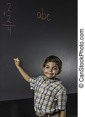 Student Chalk Board 2