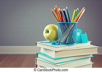 Student equipment