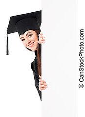 student, flicka