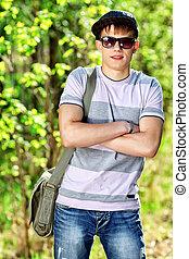 student guy