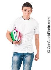student, jonge
