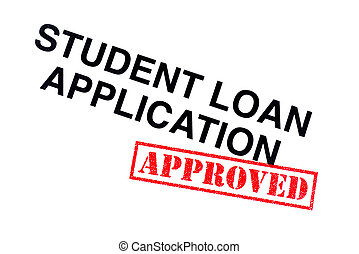 Student Loan Application Approved