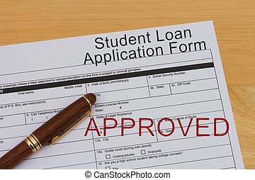 Student Loan Application Form