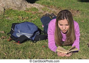 Student Reading 2