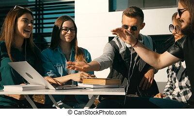 Student Teamwork Cooperation
