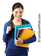 studente femmina