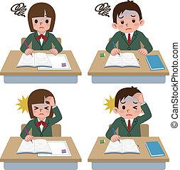 studenti, depressione