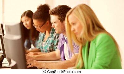 studenti, in, codice categoria calcolatore