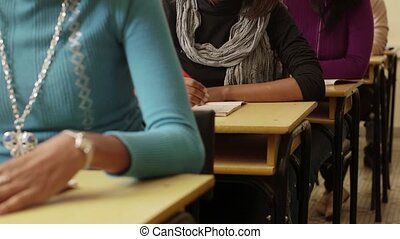 Students and high school education