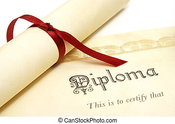 Students Success - A diploma represents a high achieving...