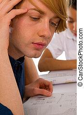 studiare, adolescenti