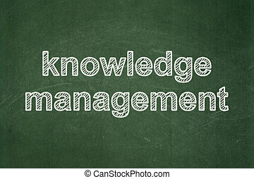 studiare, concept:, conoscenza, amministrazione, su, lavagna, fondo
