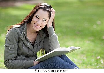 studiare, studente università, etnico