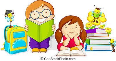 studieren, kinder