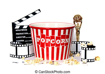 Studio Background of Movie Related Items - Studio Background...