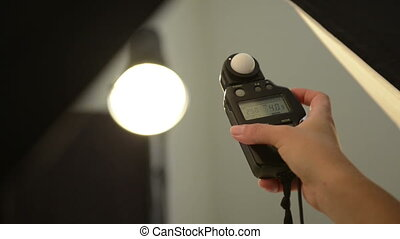 studio, fotografia, oświetlenie
