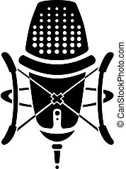 Studio microphone Illustrations and Clipart. 15,588 Studio ...
