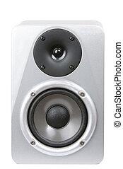 Studio monitor speaker - Picture of professional studio...