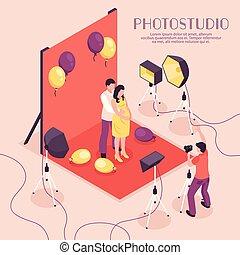 studio photo, illustration