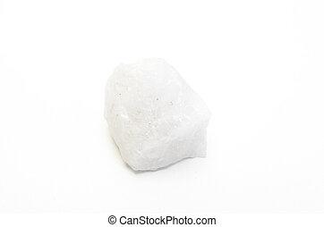 studio photo of quartz