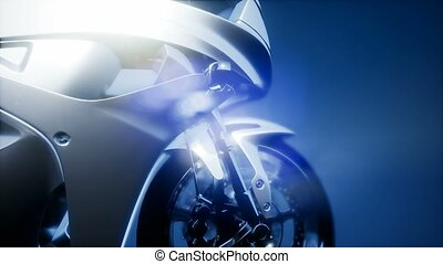 studio, rower, sport, moto