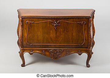 Chest of drawers, Neo-Baroque style