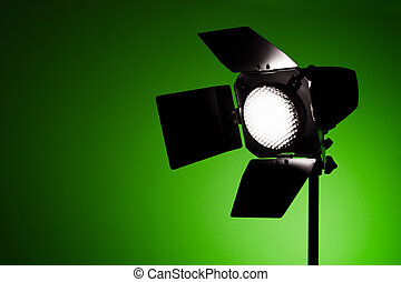 Studio spot light
