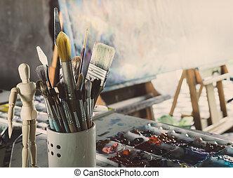 studio sztuki