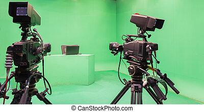 studio télévision